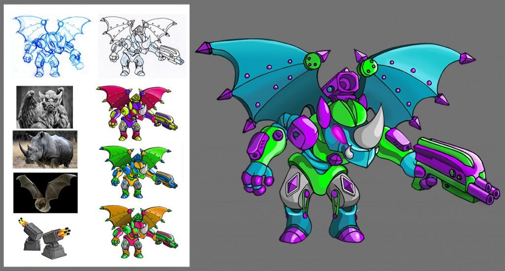 RobotFighter3