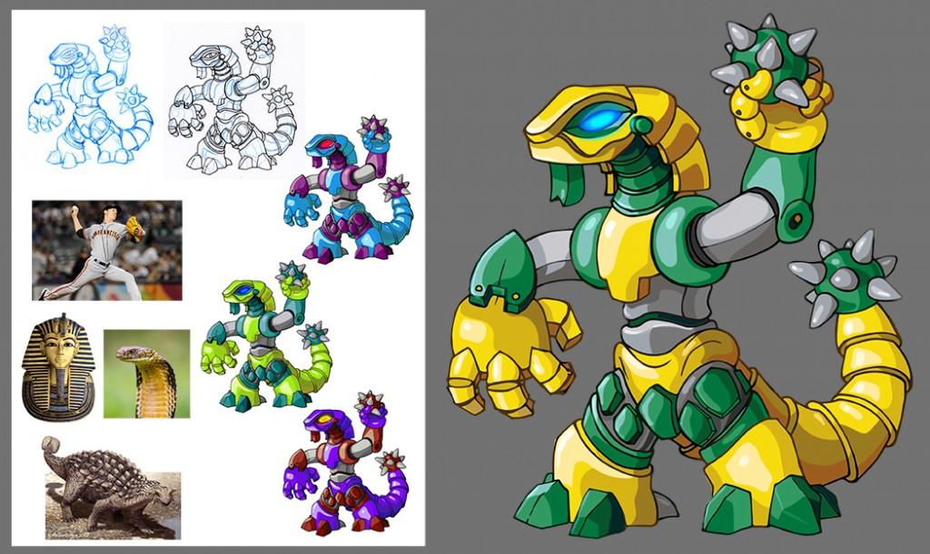 RobotFighter4