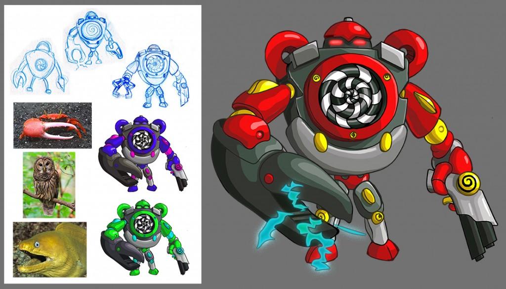 RobotFighter5