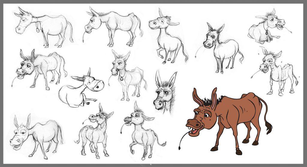 DonkeyCharacter